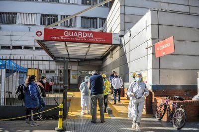 Coronavirus: alerta por la ocupación de camas de terapia intensiva en CABA