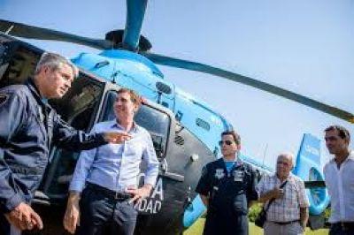 El gobierno porteño compra combustible para la Aviación Policial por más de $7,5 millones
