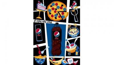 Pepsi Max presenta sus nuevos envases a través de cuatro piezas