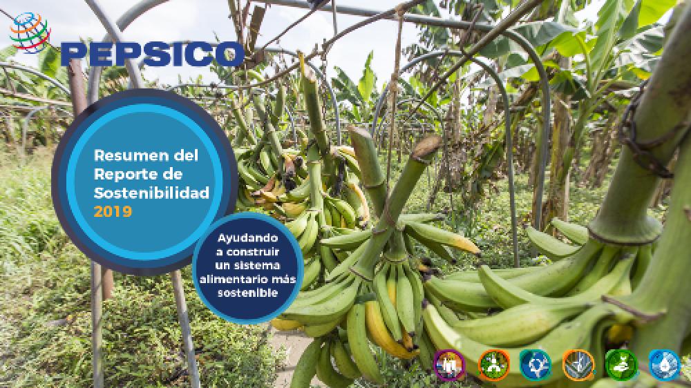 Sostenibilidad: La sostenibilidad alimentaria centra la agenda de PepsiCo