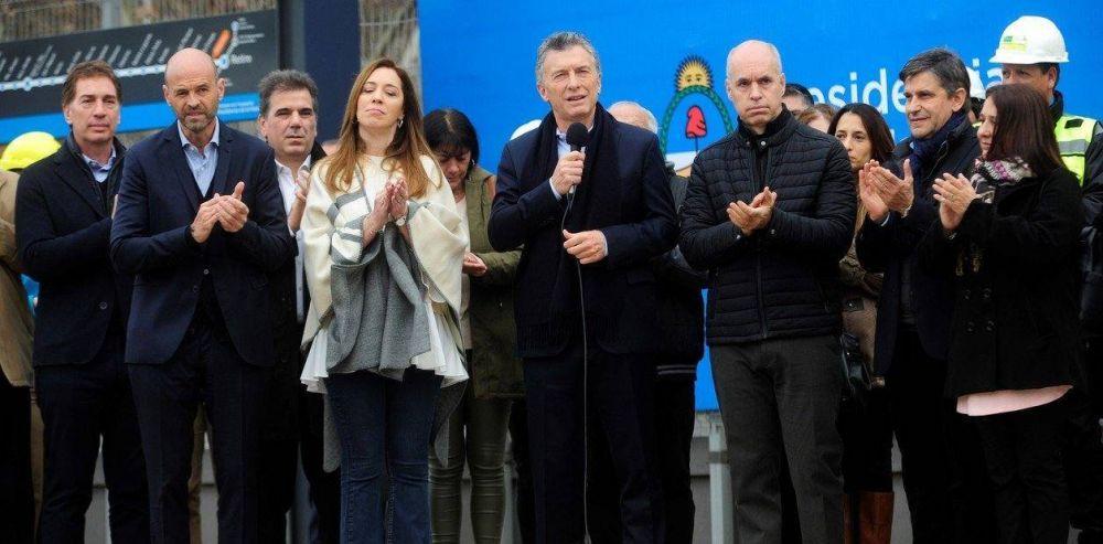 Con Macri, Larreta y Vidal hubo acuerdo en Juntos por el Cambio para rechazar la ampliación de la Corte