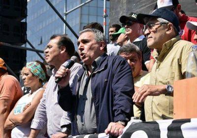 "Schmid llamó a ""aunar esfuerzos"" para lograr la unidad sindical que pidió Alberto"