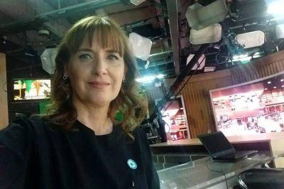 Persecución gremial y discriminación de género: desplazan a Silvia Martínez Cassina del noticiero de Canal 13