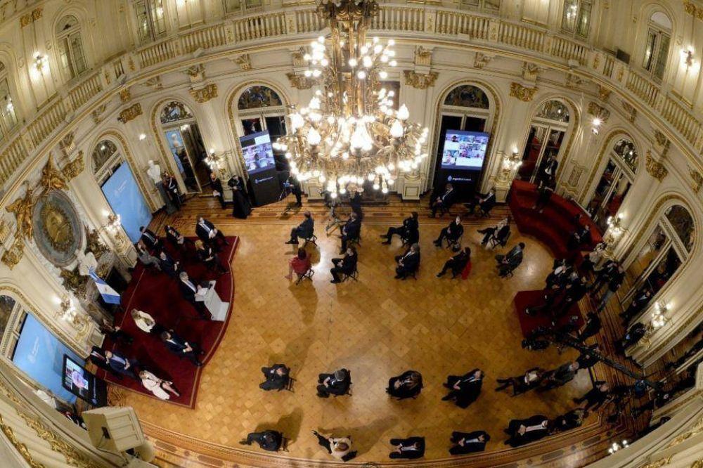 Reforma judicial: las principales definiciones de Alberto Fernández