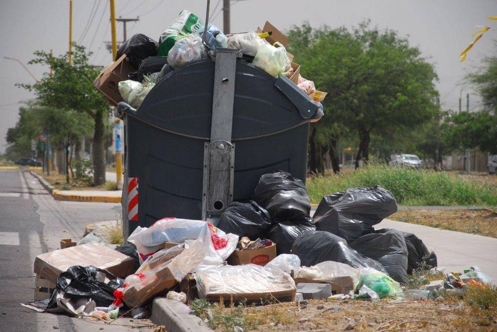 Se generan 45 mil kilos de basura por día en la Ciudad