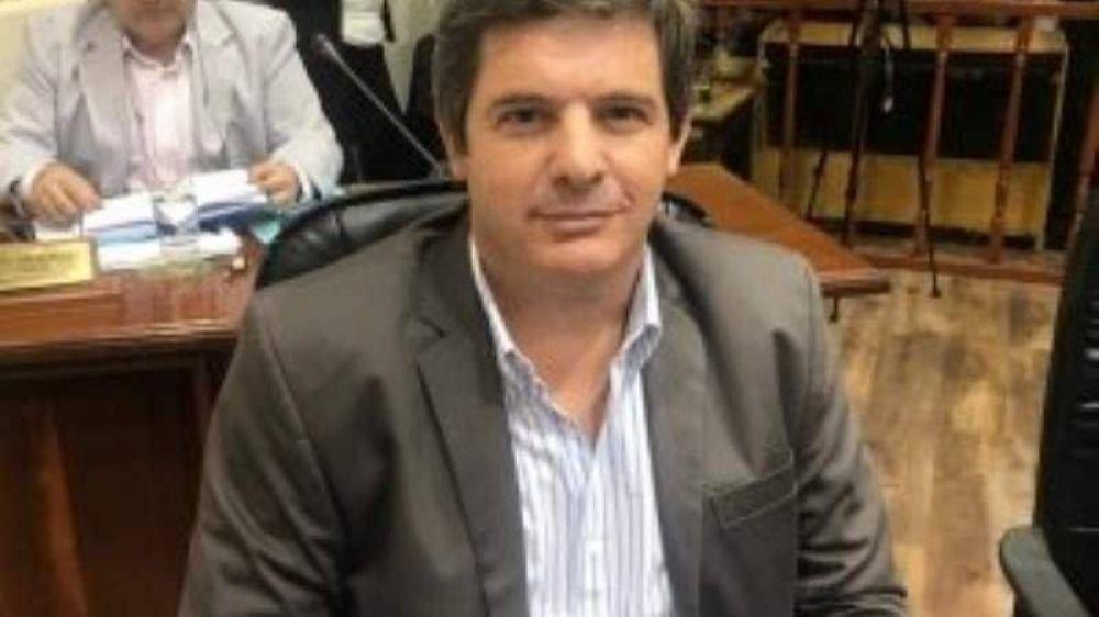 Fernando Navarro cuestionó los incidentes en Higiene Urbana