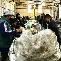 Inauguran un polo productivo cooperativo de reciclado en Tigre