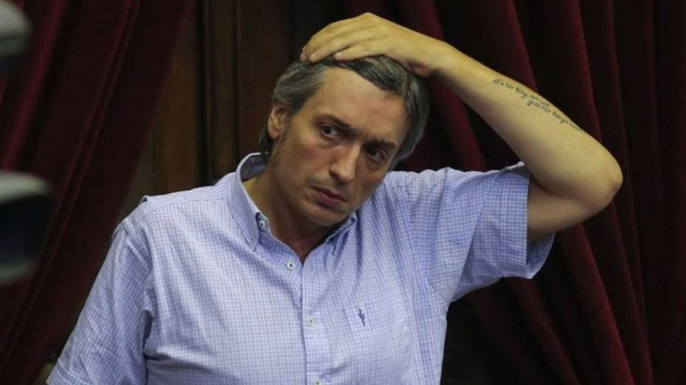 La Cámpora, Magario, Menéndez, Ishii y Berni en días de reforma judicial