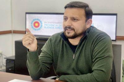El senador del FdT Santalla informó que es positivo de Covid-19