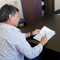 """""""No hubo casos en los supermercados, solamente algún aislamiento preventivo"""", Eusebio Barrios"""