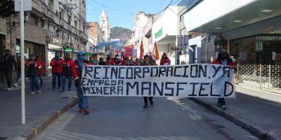 250 mineros quedaron sin trabajo en medio de la pandemia y llevan 50 días de acampe en Salta
