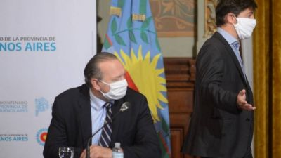 Berni atraviesa su primera crisis seria con la renuncia de su jefe de Gabinete