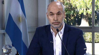 De Pedro, Kulfas y Guzmán reciben a Rodríguez Larreta por agenda de desarrollo