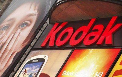 Acciones de Kodak volaron más de 315% tras anuncio de desembarco en la industria farmacéutica