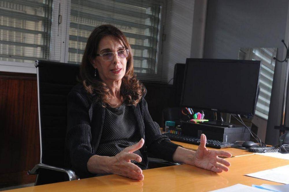 María Eugenia Bielsa: