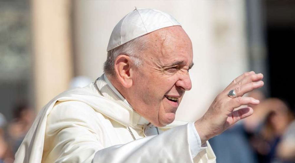 Papa Francisco: Trata de personas sigue siendo una herida en el cuerpo de la humanidad