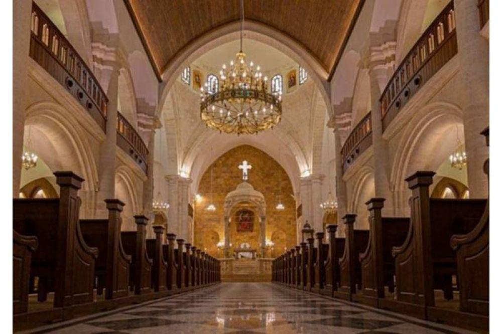 Alepo: Reapertura de la catedral de San Elías, devastada durante la guerra