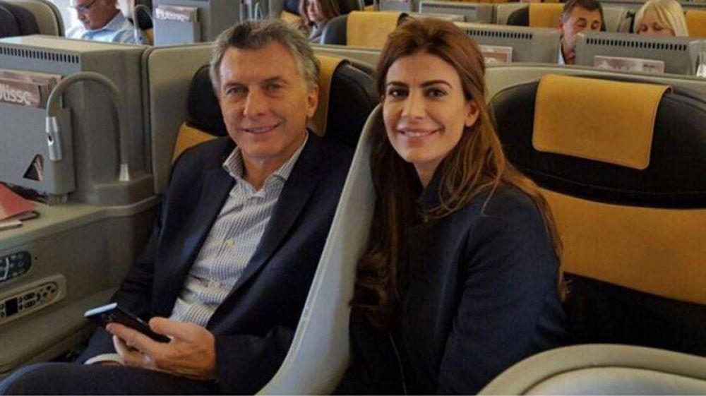 En medio de la cuarentena, Macri se fue a Francia con su familia y lo chicanearon: