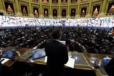 Ampliación del Presupuesto en Diputados: el oficialismo logró dictamen