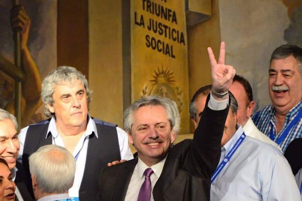 Con Cavalieri como principal beneficiado, Fernández destina casi 2 mil millones a sanear las cuentas de las obras sociales