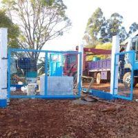 Pozo Azul: avanzan en obras para puesta en funcionamiento de la Cooperativa de Servicios