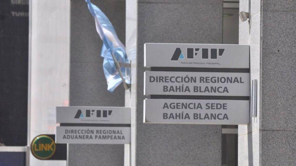 La oficina de AFIP retomará la atención el próximo lunes