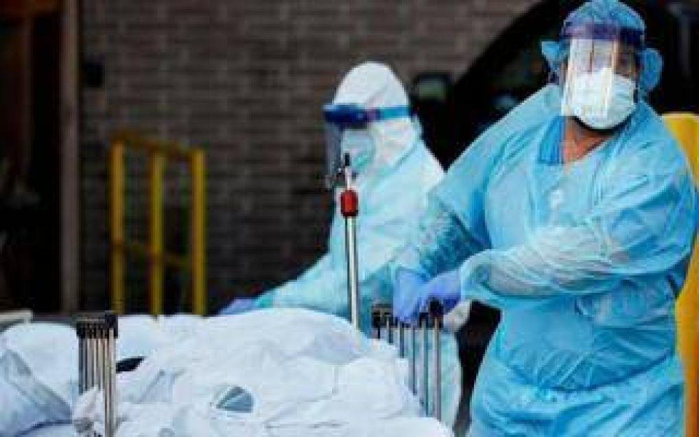 Coronavirus: Merlo quedó al límite de los 4 mil casos y es uno de los distritos más complicados
