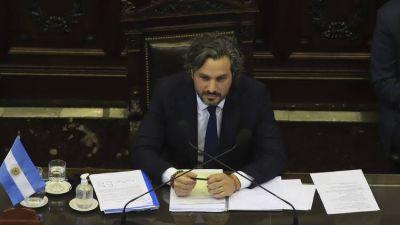 """En su informe en la Cámara de Diputados, Santiago Cafiero apuntó contra la oposición: """"Tienen un discurso del odio que debilita la democracia"""""""