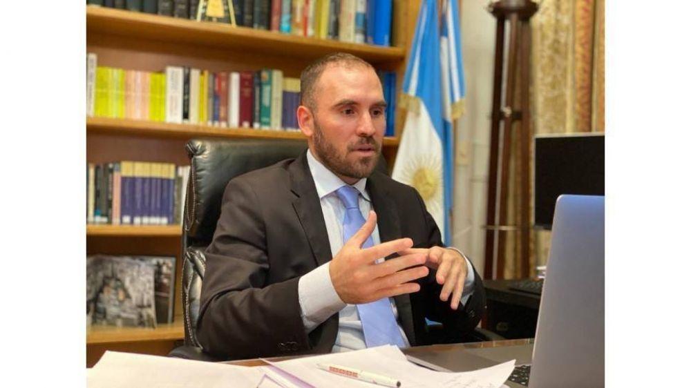 Deuda: Guzmán confirmó que analiza prorrogar el plazo del canje para negociar con los bonistas
