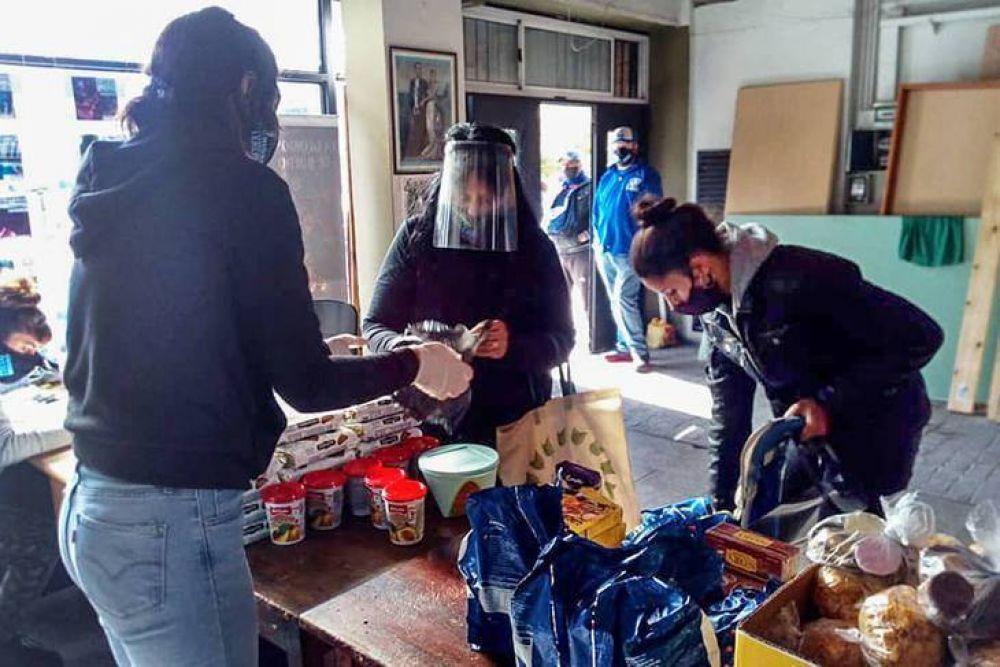 """""""A casi cinco meses de cuarentena, seguimos luchando para que Ciudad brinde asistencia"""""""
