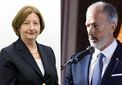 Encuentro virtual entre la DAIA y la nueva embajadora argentina ante la IHRA