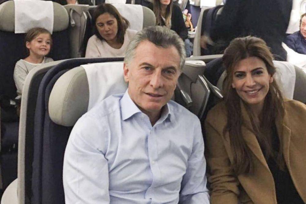¿Qué fue a hacer Macri realmente a Francia y Suiza?