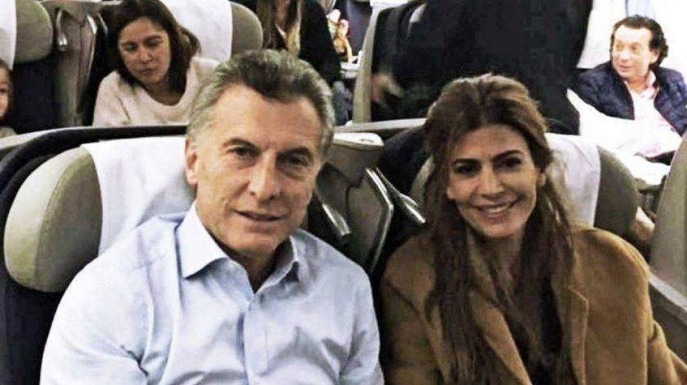 Macri levantó el perfil pero igual inició un polémico viaje por Europa