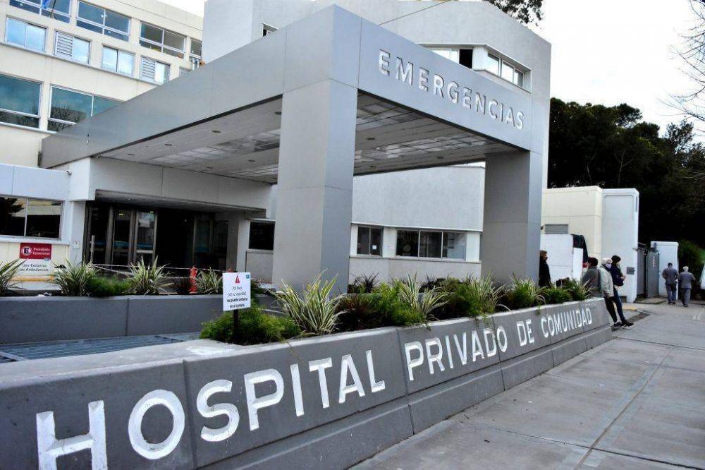 Confirman tres nuevos casos de coronavirus entre el personal del HPC