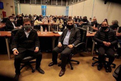 """La oposición, en pie de guerra por la reforma judicial: """"intenciones ocultas"""" y vínculos cruzados"""