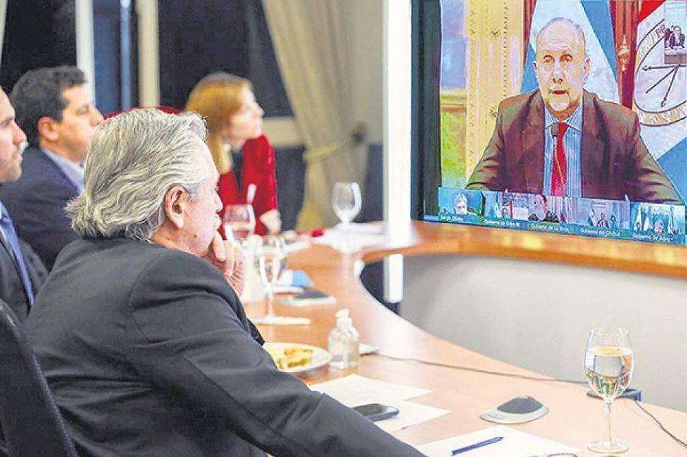 Cómo le gusta gobernar a Alberto Fernández
