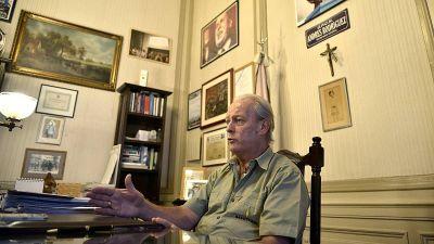 Andrés Rodríguez le pidió a Fernández