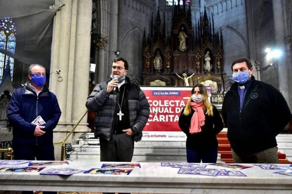El obispo Gabriel Mestre tiene coronavirus