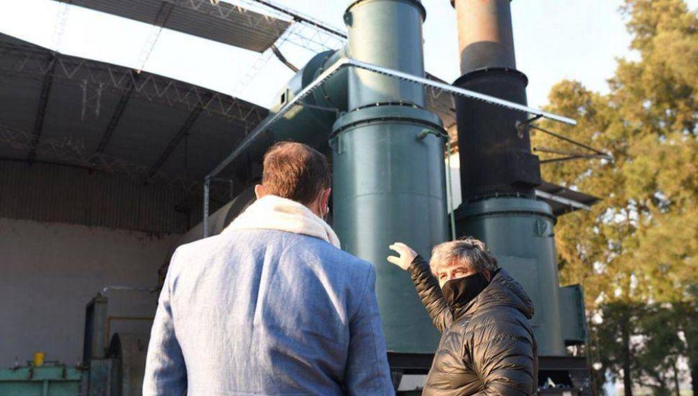 Lincoln: Impulsan un plan para reactivar la Planta de Tratamiento de Residuos
