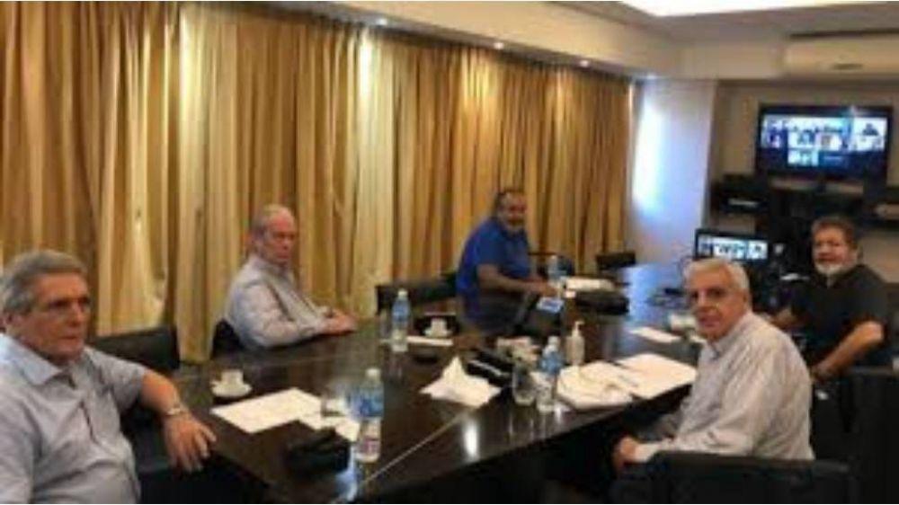 La CGT analiza con empresarios el plan de agroindustria para exportaciones millonarias