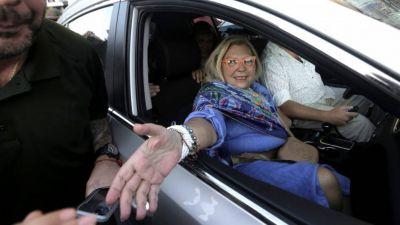 El entorno de Carrió confirma que la quieren de candidata en la provincia