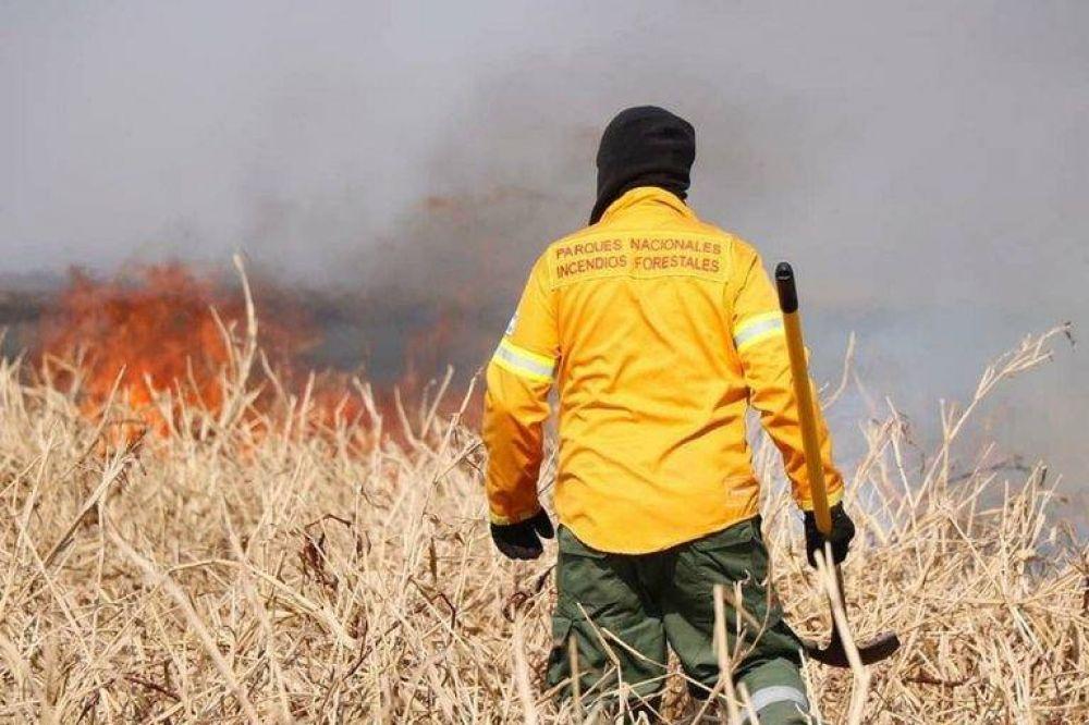 """Dura respuesta de ruralistas a Cabandié por los incendios forestales: """"No tiene ninguna formación técnica, profesional o política para la cartera que maneja"""