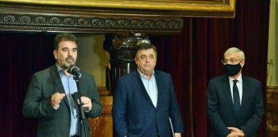 Portazo de la oposición a las sesiones remotas en la Cámara de Diputados