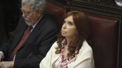 Cristina y Wado cruzaron a Larreta por la represión en la marcha de Maldonado