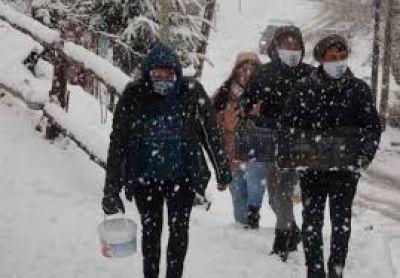 La situación de Cáritas Patagonia en tiempos de pandemia