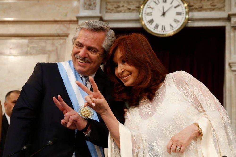 Silencios y gestos: sin hablar, Cristina Kirchner manda mensajes que sacuden el tablero del Gobierno