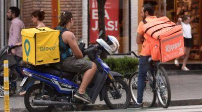 """Apps de delivery: El gobierno de Kicillof fija postura y habla de """"una relación laboral tradicional"""""""