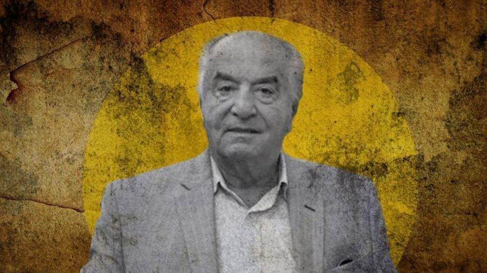 """Armando """"El Gitano"""" Cavalieri: cararrota flexibilizador del Sindicato de Comercio"""