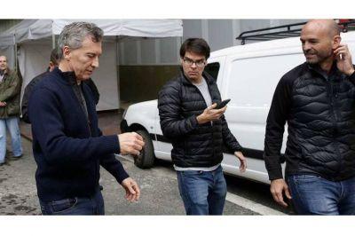 La información extraída del teléfono de Darío Nieto incluye mensajes sobre Marcelo D'Alessio