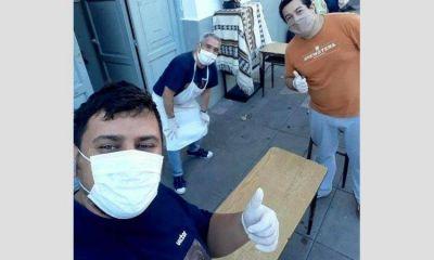 Cáritas ayudó a 2.200.000 personas desde el inicio de la cuarentena